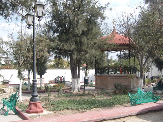 México - Gto. - Mineral de Pozos - Jardín Juárez | Samsung d… | Flickr