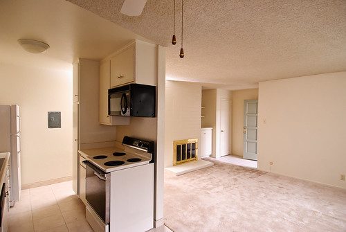 Kitchen & Living Room | by The Franciscan Apartments