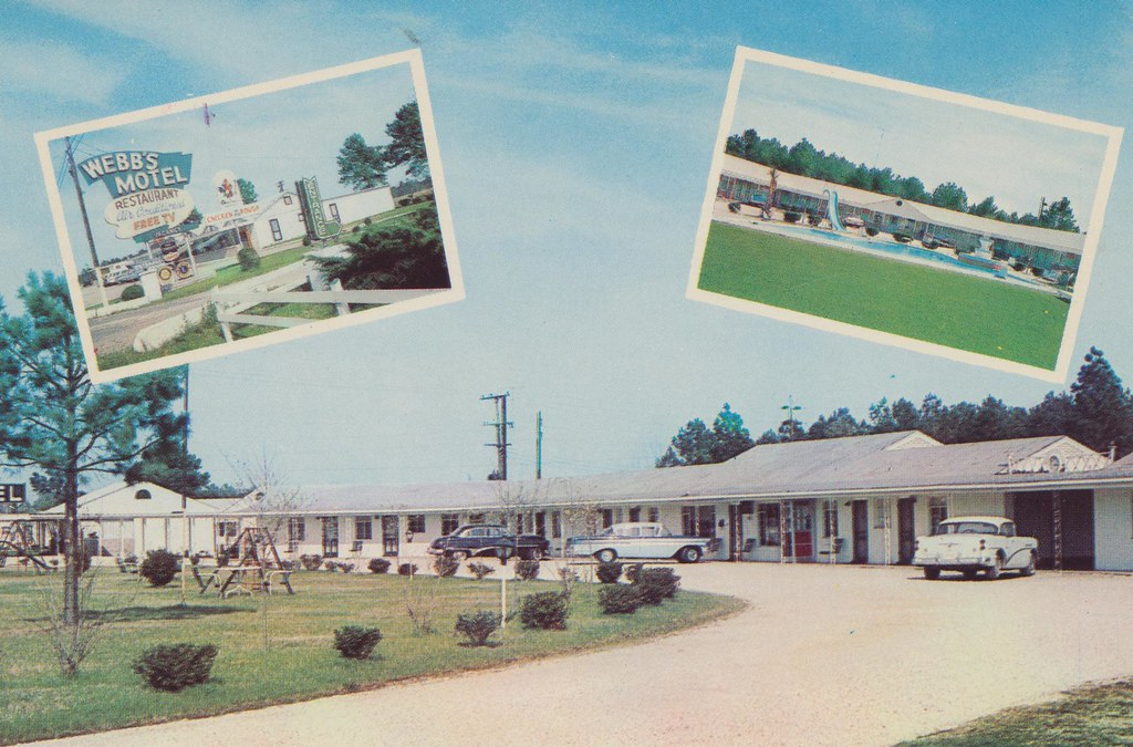 Webb's Motel & Restaurant - Dillon, South Carolina