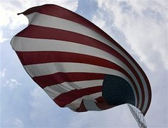 American Flag ...item 2.. daylife -- Dover Air Force Base (November 9, 2011) ...item 3.. Veteran's outrage after apartment complex BANS him from flying American flag - Applegate Apartments (29 September 2012) ... | by marsmet523