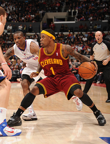 Gibson vs. Clippers | by Cavs History