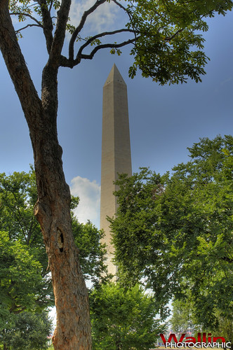 Washington Monument HDR | by Wallin Photographic