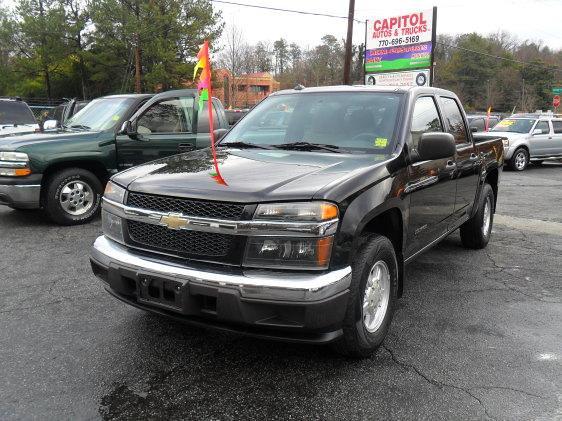 2004 Chevrolet Colorado 2wd Crew Cab Ls 9895 2004 Chevro Flickr