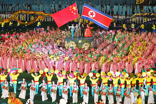 North Korea - China friendship | by Roman Harak