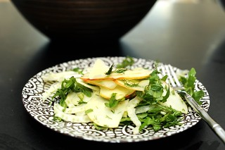Apple Fennel Salad | by sassyradish