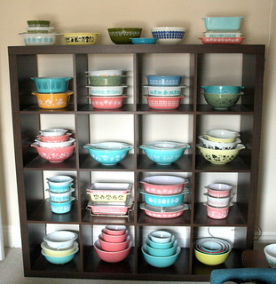 Pyrex Shelf | by lolie jane