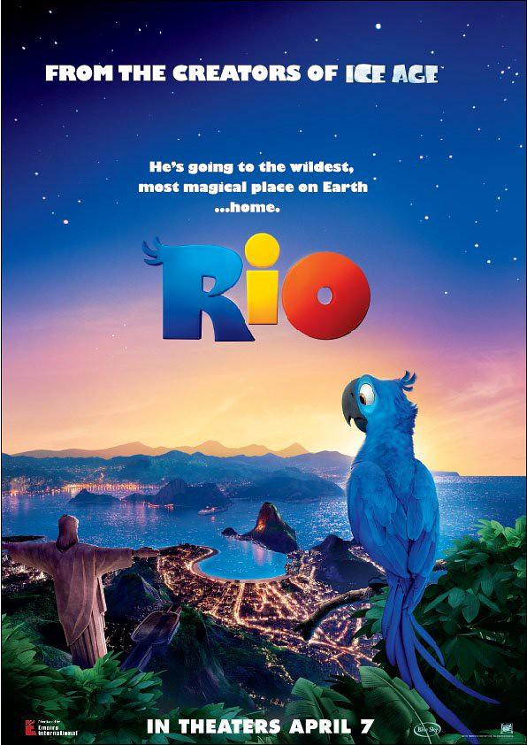 Watch Rio 2011 Movie Free
