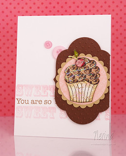 So Sweet! | by Nerina's Cards