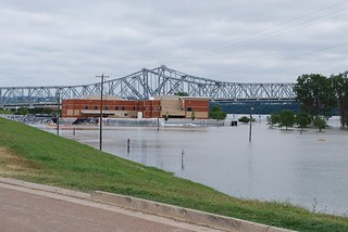 High waters in Vidalia, Louisiana | by USACE HQ