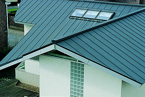 Natural Metal Roof Metal Roof By Mra Member Vm Zinc For