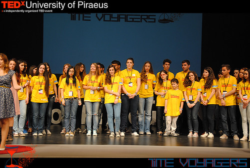 Volunteers | by TEDxUniversityofPiraeus