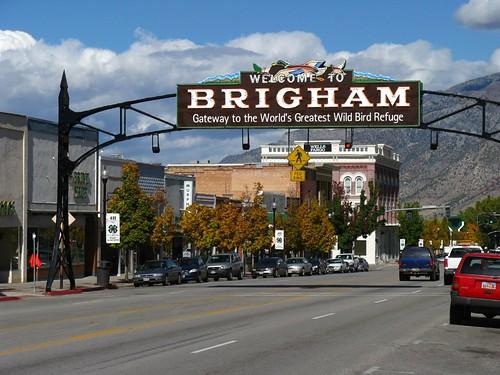 Travel From Brigham City To Niagra Falls Via Canada