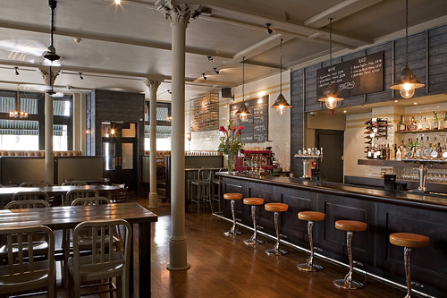 Restaurant bar design awards the tommyfield lond
