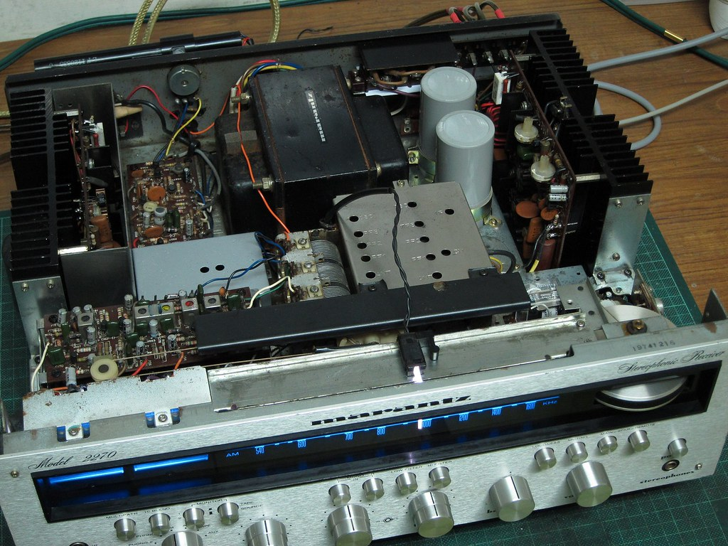 ... Marantz 2270 - Inside All | by nomonet0926