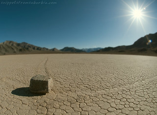Death Valley, CA -- The Racetrack | by snippets_from_suburbia