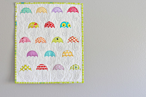 Umbrella hanging - 106:365 | by Darci - Stitches&Scissors