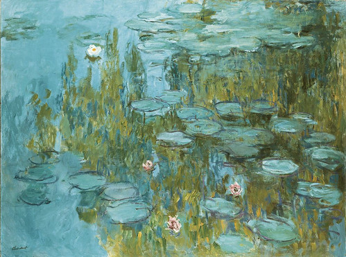 Claude Monet - Seerosen - Water lilies (Museum version modified) (1915) | by petrus.agricola
