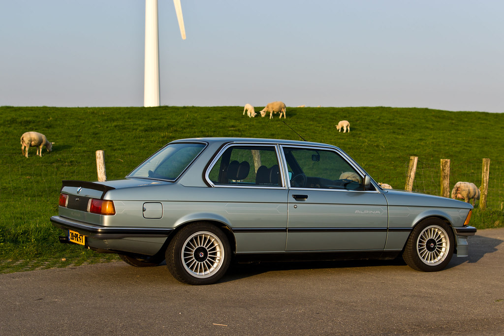 20110418-BMW E21 ALPINA-21 | My BMW E21 Alpina from 1978 For… | Flickr