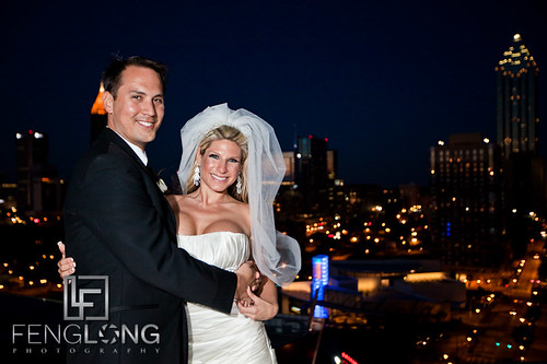 Jennifer & Mark's Midtown Atlanta Wedding | Ventanas Atlanta | Atlanta Wedding Photographer | by Zac | FengLongPhoto.com
