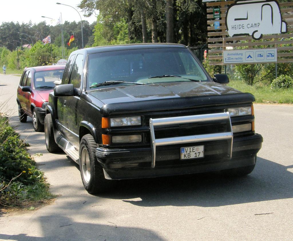 All Chevy 94 chevy stepside : 1997 (?) Chevy Silverado 1500 Pick-up, extended cab, steps…   Flickr