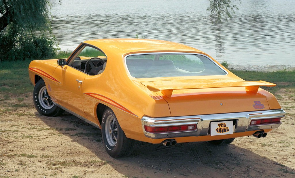 1970 Pontiac GTO Judge | coconv | Flickr