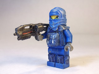 "Ssgt Jack ""Shredd"" Johnson, Covert Blue Operative (V. 1.5) 