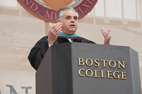 2011 Boston College Commencement | by BostonCollegeFlickr