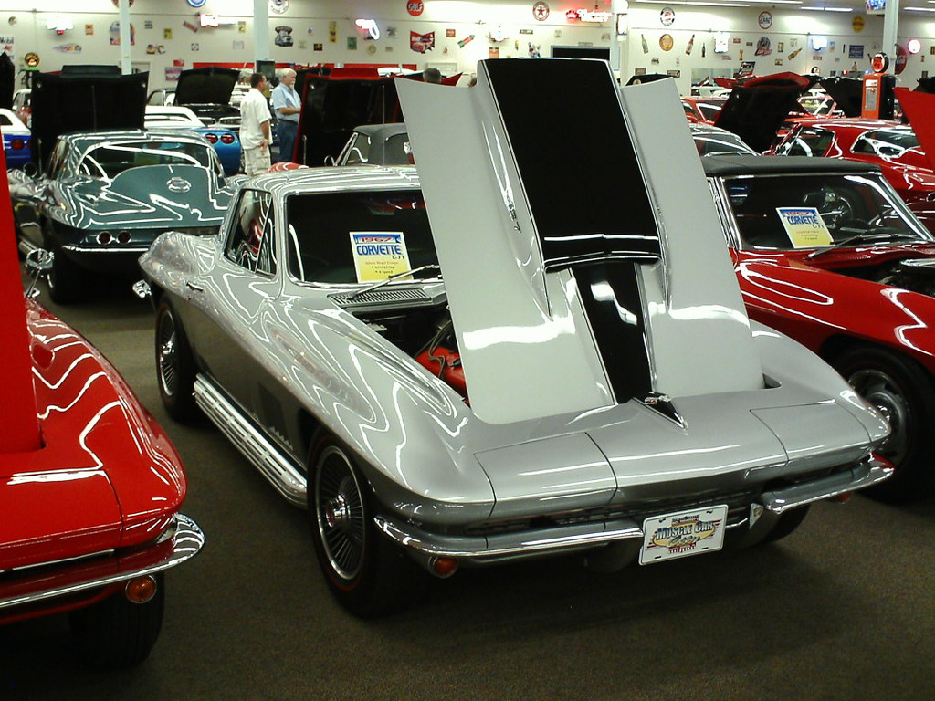 Muscle Car City Aug 2 2009 Muscle Car City Is A Museum Flickr
