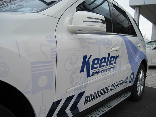 Keeler mercedes benz roadside assistance suv 002 the for Keeler motor car company