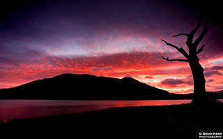 Skiddaw On Fire | by .Brian Kerr Photography.