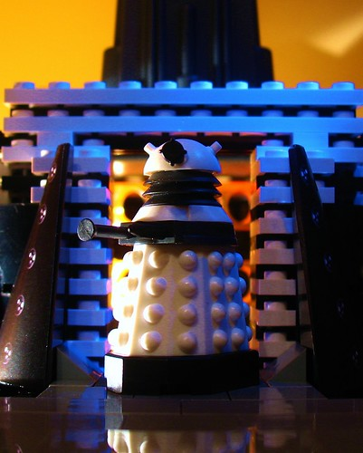 Character Building: Dalek The Supreme | by gibbspaulus