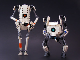 ATLAS and P-Body | by Legohaulic