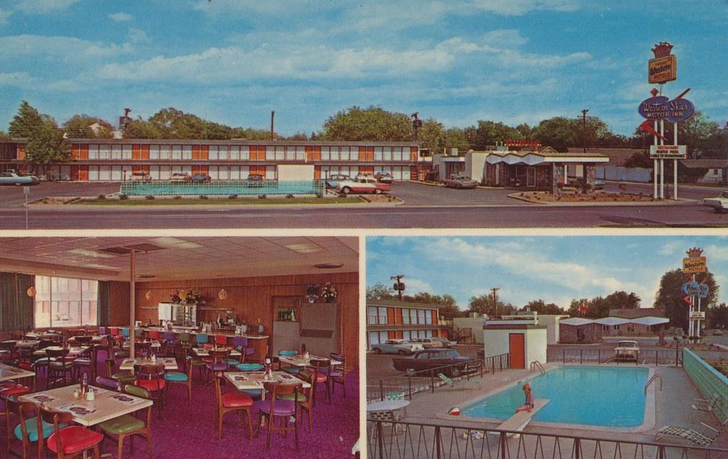 Western Skies Motor Inn & Restaurant - Dalhart, Texas