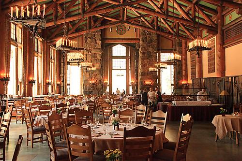 Ahwahnee Hotel Dining Room Yosemite National Park Flickr