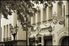 Einhorn Düsseldorf düsseldorf kaiserswerth pub and restaurant zum einhorn flickr