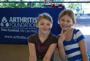 2011 Arthritis Walk at Kings Dominion | by rogercarr