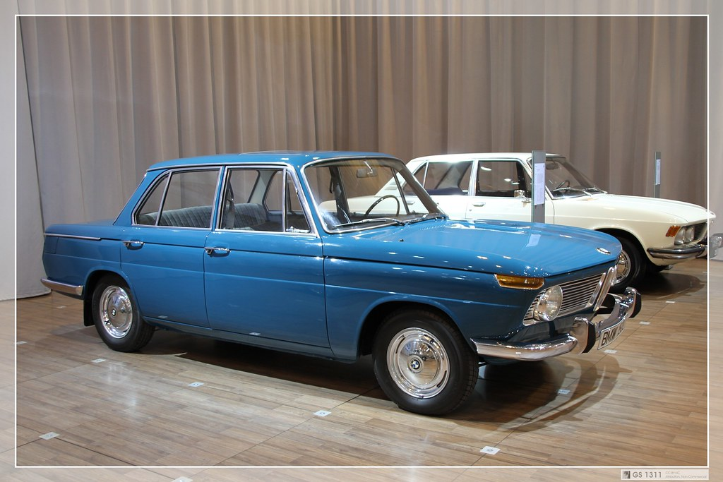 1962 BMW 1500 (02) | Georg Sander | Flickr