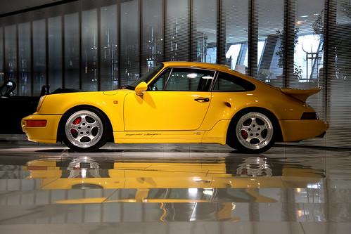 Porsche Museum Stuttgart 964 Turbo S Porsche Museum