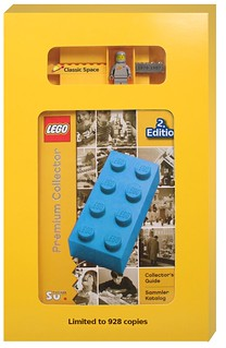 LEGO Collector – 2. Premium Edition – with exclusive minifigure | by Nannan Z.
