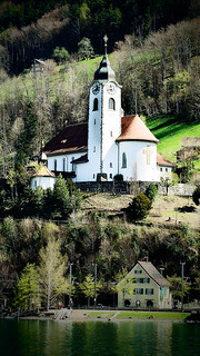 Church of Flüelen | by Sibilus_Basilea