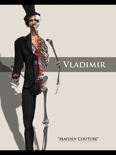 *Mayden Couture* Vladimir | by *Mayden couture* - Mayden Ushimawa