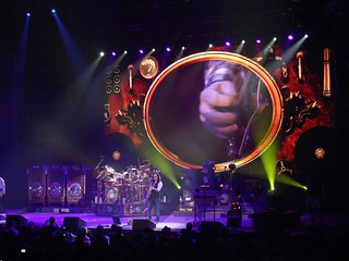Rush Performing | by Sean Hackbarth
