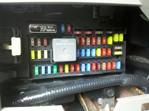 2009    Ford       Escape    Hybrid    Interior       Fuse    Box  Sync USB Reset       Flickr