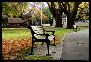 Autumn Cordon, Christchurch City Centre | by Geoff Trotter