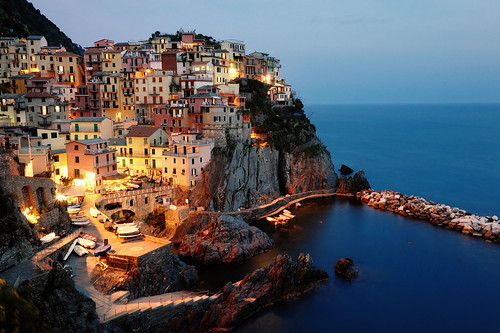 Beautiful Manarola | by April14,1978