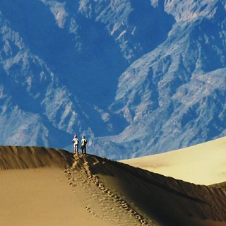 Death Valley Dunes | by Auntie K