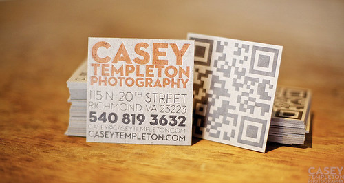 2011 CTP Business Cards | by casey@caseytempleton.com