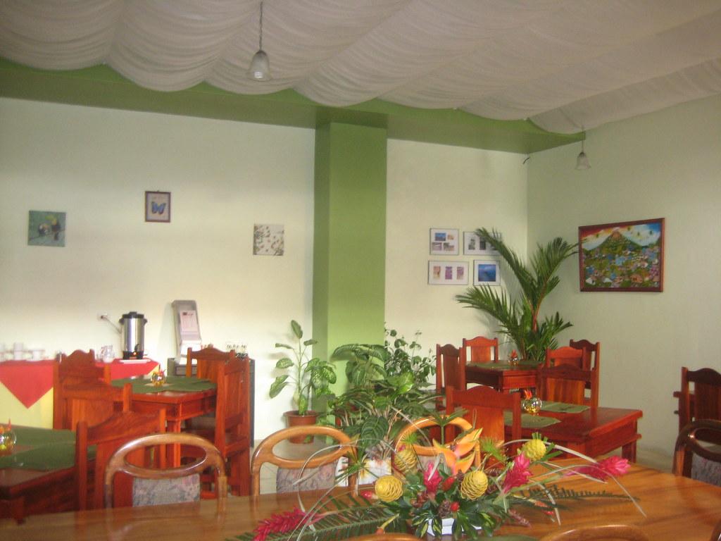 La Terraza Restaurant Hotel Las Colinas La Fortuna San
