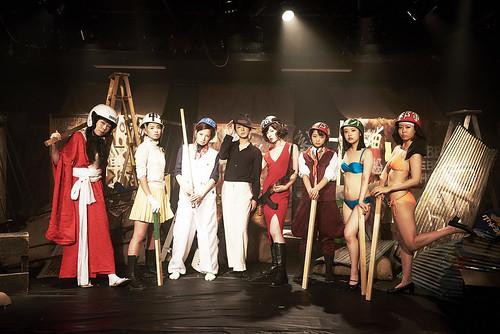 映画『過激派オペラ』より ©2016キングレコード