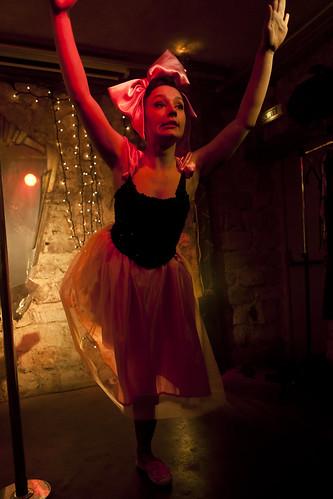 Burlesque Strip-Tease Battle (77) - 27Nov10, Paris (France